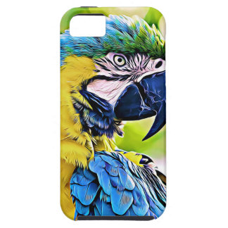 Colorful Friend iPhone 5 Cover