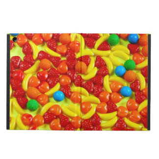 Colorful fruit candy ipad air case