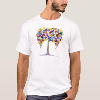 Colorful Fun Balloon Tree T-Shirt
