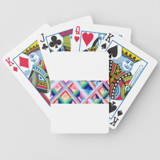 COLORFUL FUN DESIGN BICYCLE PLAYING CARDS