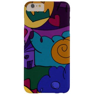 Colorful, Fun Doodle-Art Phone Cases