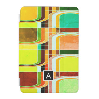 Colorful Funky Retro Inspired iPad Mini Cover
