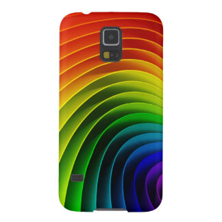 Colorful Galaxy S5 Case