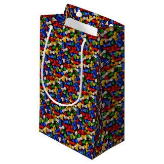 Colorful gaming small gift bag