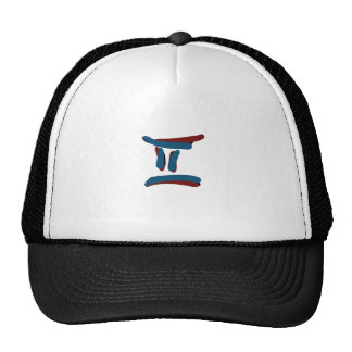 Colorful Gemini Trucker Hat