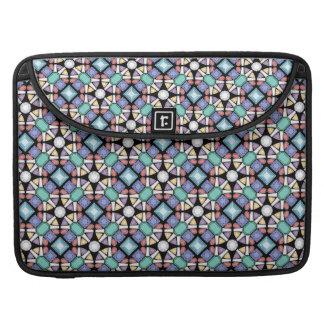 Colorful Gems Pattern Macbook Sleeve Sleeves For MacBook Pro