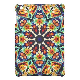 Colorful Geometric Abstract iPad Mini Case