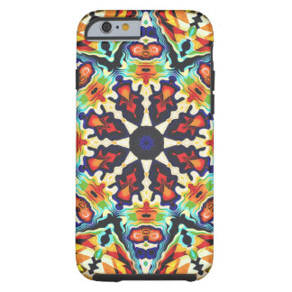 Colorful Geometric Abstract Tough iPhone 6 Case