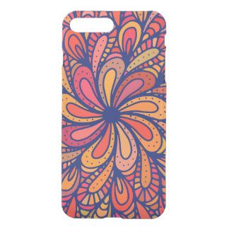 Colorful Geometric Circle Mandala iPhone 7 Plus Case