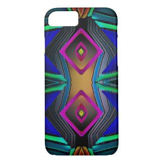 Colorful Geometric Design iPhone 8/7 Case