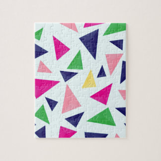 Colorful geometric pattern II Puzzle