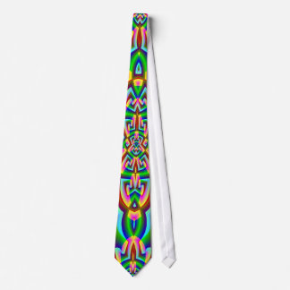 Colorful Geometric Tie