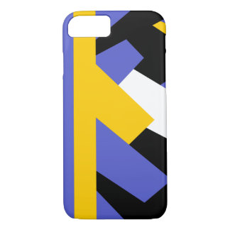 Colorful geometry iPhone 7 case