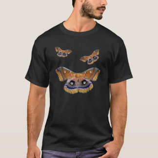 Colorful Giant Silk Moth T-Shirt