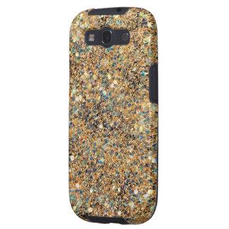 Colorful Glitter Samsung Galaxy S3 Case