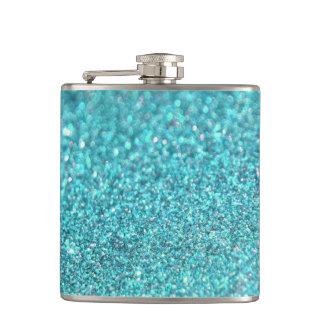 Colorful Glitter Shiny Diamonds Flask