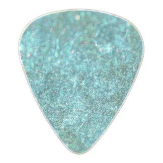 Colorful Glitter Shiny Diamonds Pearl Celluloid Guitar Pick