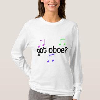 Colorful Got Oboe Music T-shirt