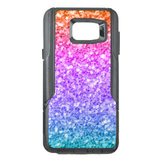 Colorful Gradient Glitter Texture Pattern