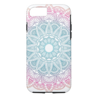 Colorful Gradient Mandala case