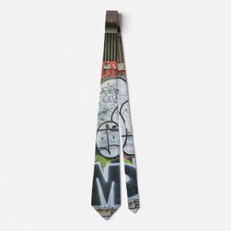 Colorful Graffiti Necktie