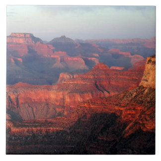 Colorful Grand Canyon Sunset Tile
