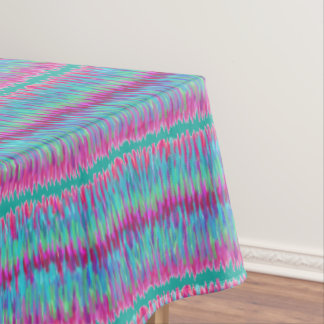 colorful grass tablecloth