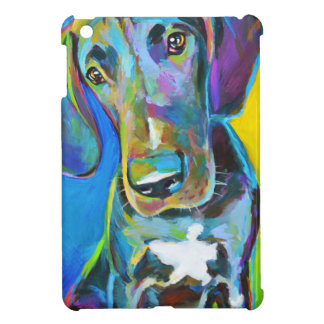 Colorful GREAT DANE Cover For The iPad Mini
