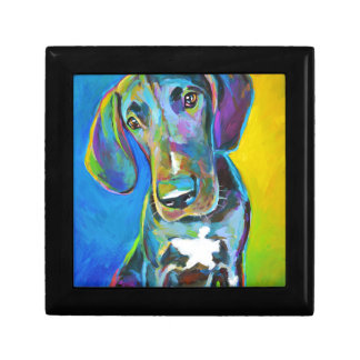 Colorful GREAT DANE Gift Box