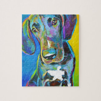 Colorful GREAT DANE Jigsaw Puzzle