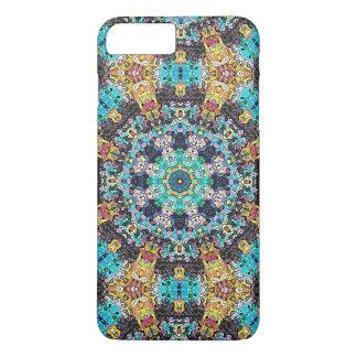 Colorful Grunge Mandala iPhone 7 Plus Case