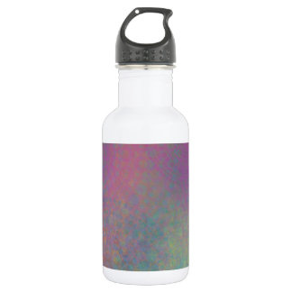 Colorful, Grungy Texture Abstract Remix 532 Ml Water Bottle