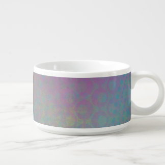 Colorful, Grungy Texture Abstract Remix Bowl