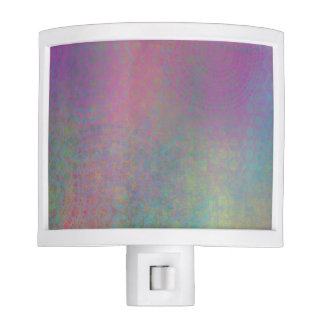 Colorful, Grungy Texture Abstract Remix Nite Light