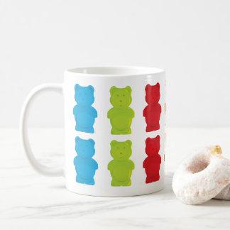 Colorful Gummy Bears Coffee Mug