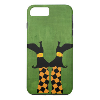 Colorful Halloween Party Witch Feet iPhone 8 Plus/7 Plus Case