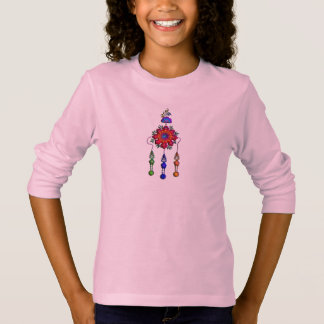 colorful hanging flowers T-Shirt
