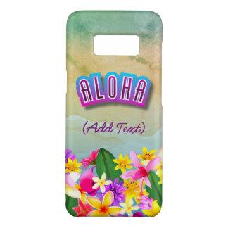 Colorful Hawaii Beach Themed Case-Mate Samsung Galaxy S8 Case