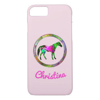 Colorful Horse Case-Mate iPhone Case