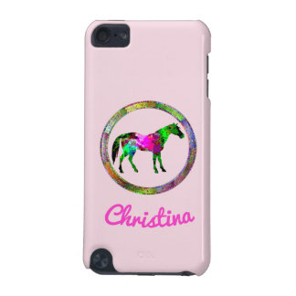 Colorful Horse iPod Touch (5th Generation) Case