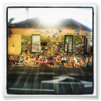 Colorful House Photo Print