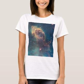 Colorful Hubble Space Telescope Carina Nebula T-Shirt