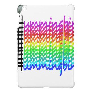 Colorful Hummingbird Cover For The iPad Mini
