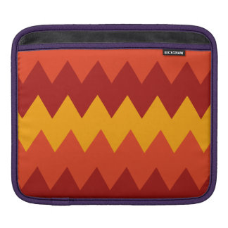 Colorful Indian Rug Pattern iPad Sleeve