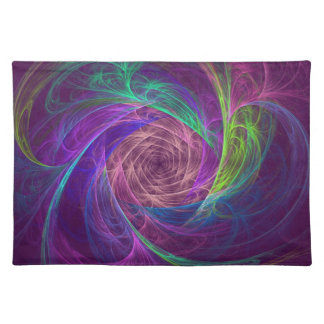 Colorful Infinity Placemats