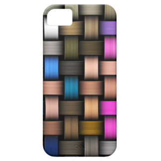 Colorful intertwined background iPhone 5 covers