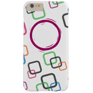 Colorful iPhone 6/6s Plus Barely There iPhone 6 Plus Case