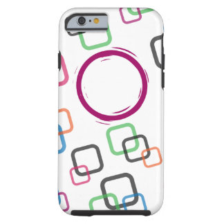 Colorful iPhone 6/6s Tough iPhone 6 Case