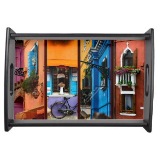 Colorful Italy - Serving Tray