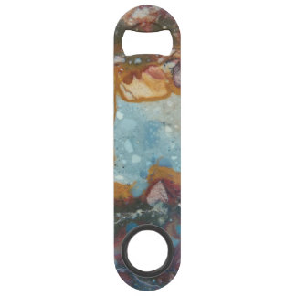 Colorful Jasper Stone Speed Bottle Opener